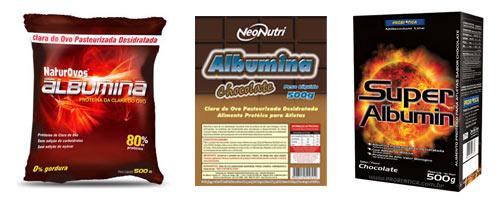 Quando consumir Albumina?
