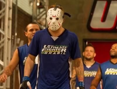 Jason com sua máscara