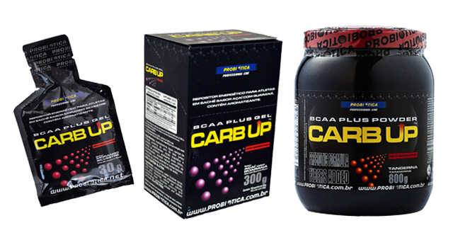 Carb Up BCAA Plus