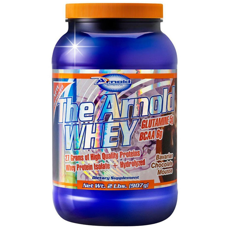 The Arnold Whey