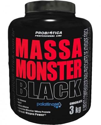 Massa Monster Black