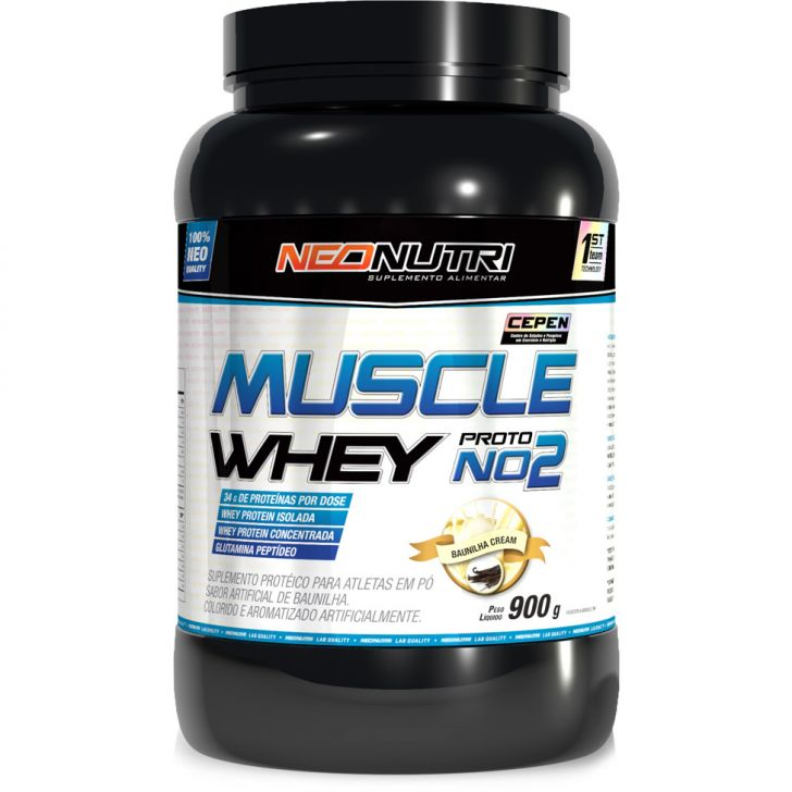Muscle Whey Proteo NO2