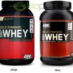 Whey Protein Optimum ganha nova embalagem!