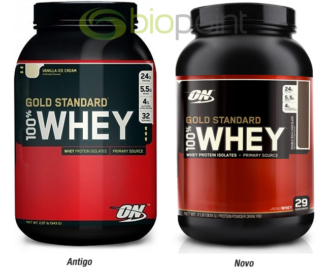Novo Whey Protein Optimum