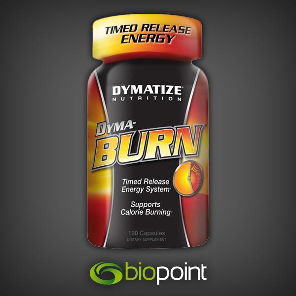 Dyma Burn Dymatize