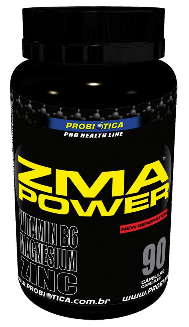 ZMA-Powder-Probiótica