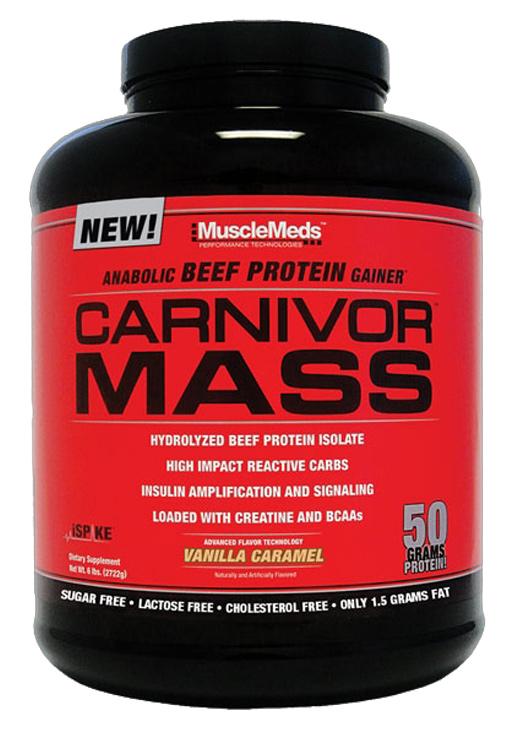 Carnivor-Mass