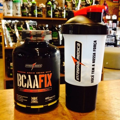 BCAA Fix Integralmédica 400tabs
