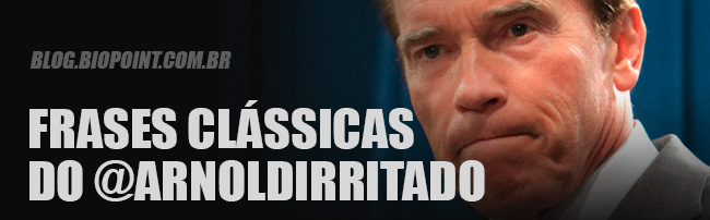 Frases Clássicas do Arnold Irritado Facebook