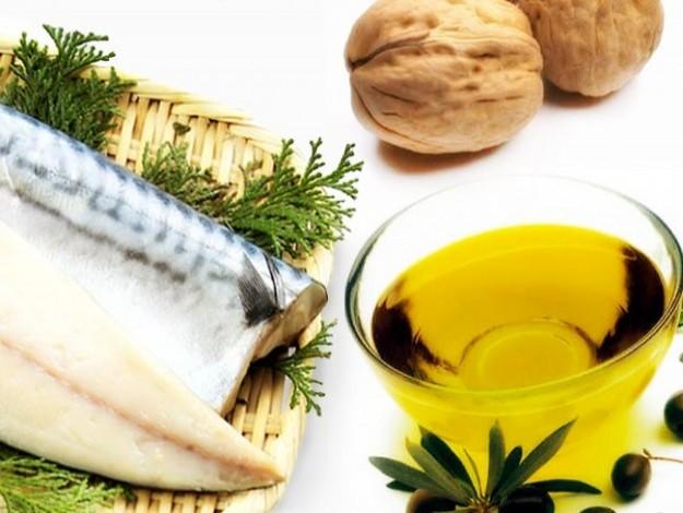 Alimentos de omega 3