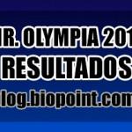 Mr. Olympia 2014 | Confira aqui os Resultados