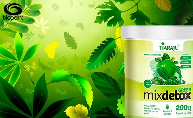 Mix-Detox-Green
