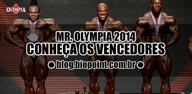 Vencedores do Mr Olympia 2014 Resultados