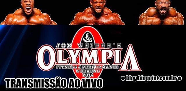 Assistir Mr. Olympia 2014 ao vivo online
