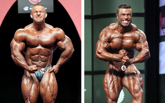 "JAMES ""FLEX"" LEWIS e EDUARDO CORREA"