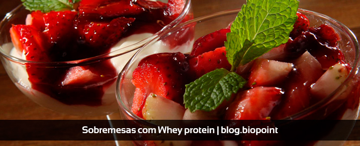 Sobremesas-com-whey-protein