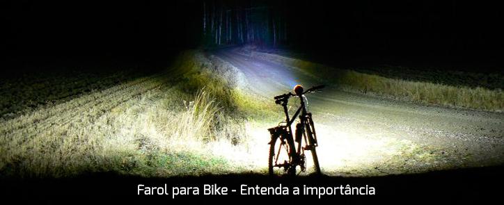 Farol-para-bike