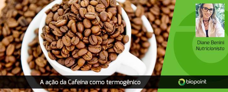 Cafeína como Termogênico