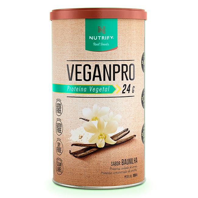 Vegan Pro - Proteína Vegana - Nutrify