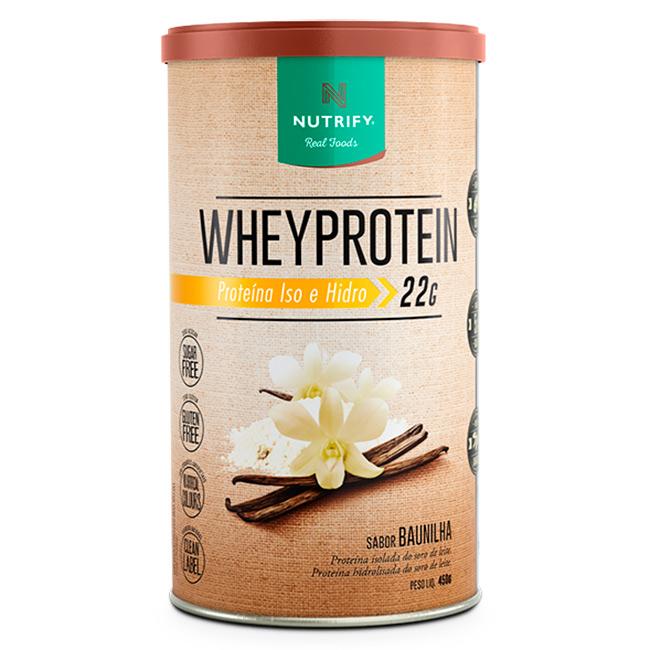 Whey Protein Nutrify