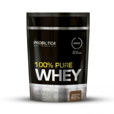 Pure Whey Probiótica Saco 825g