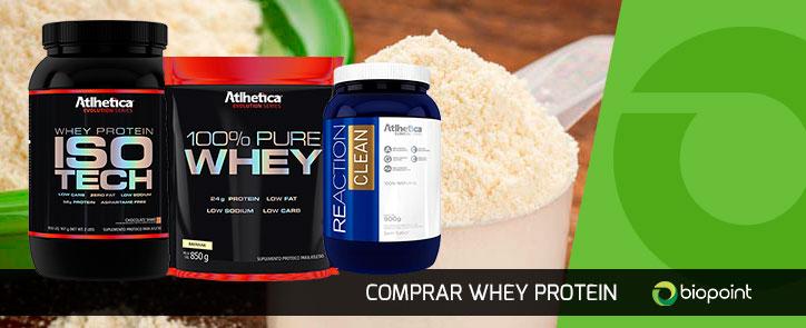 comprar whey protein