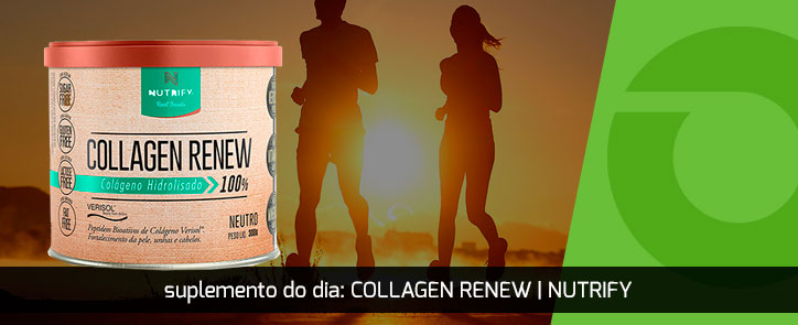 suplemento collagen renew nutrify