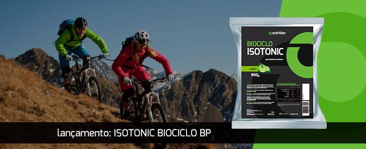 lancamento isotonic biociclo bp nutrition