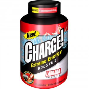 Charge! Extreme Energy Booster Labrada