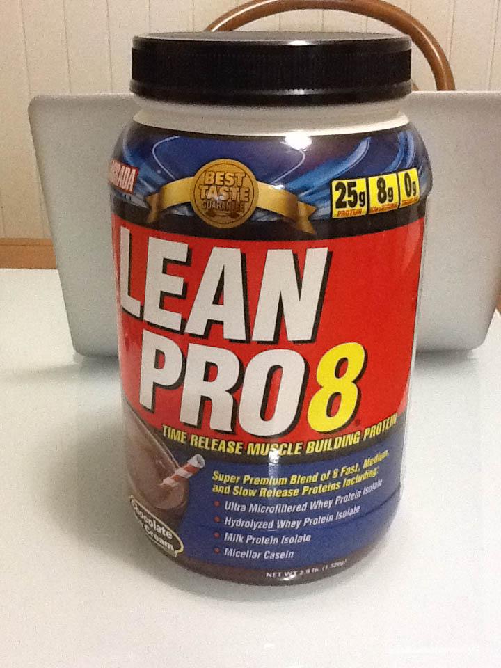Lean Pro 8 Labrada