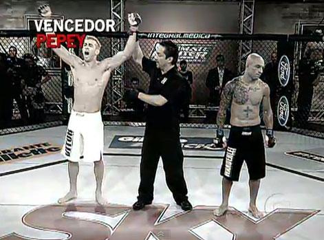 TUF Brasil - Pepey vs Galeto