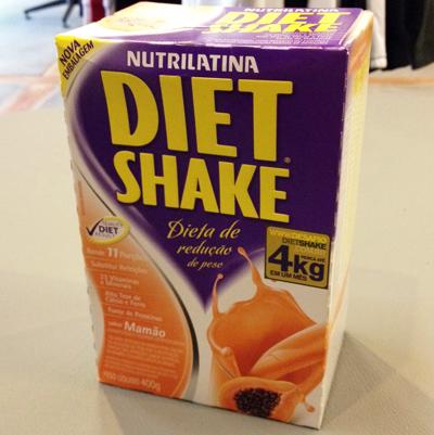 Relato Diet Shake Nutrilatina
