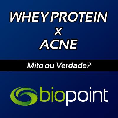 Whey Protein causa Acne? - Nutricionista explica o que realmente acontece