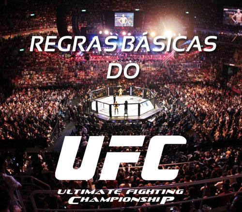 Saiba quais são as regras básicas do UFC