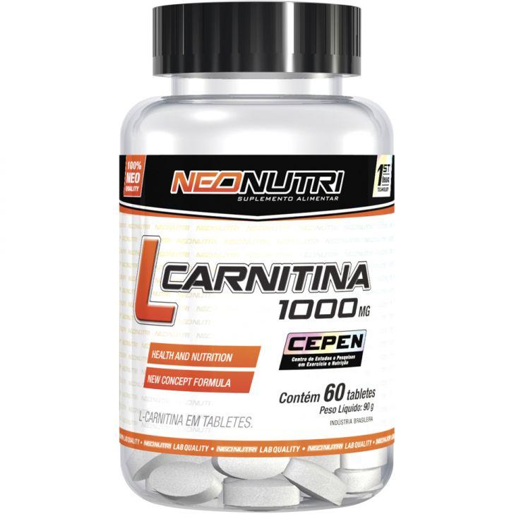 Lançamento L-Carnitina Neo Nutri