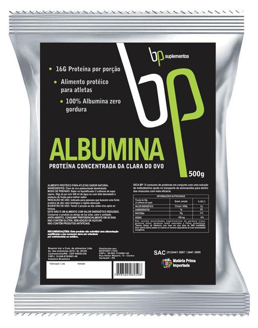 Entenda a diferença entre a Albumina Pura e as outras