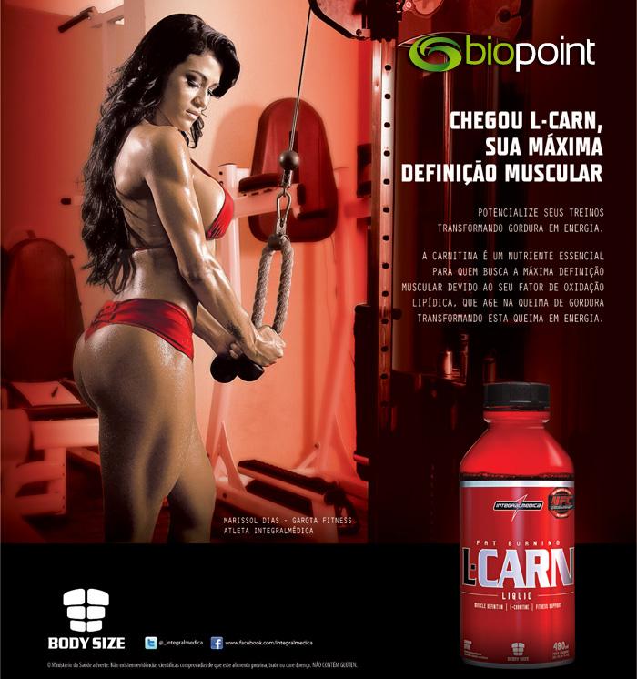 Lançamento: L-Carnitina Integralmédica