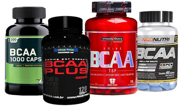 Qual a importância dos BCAA's?
