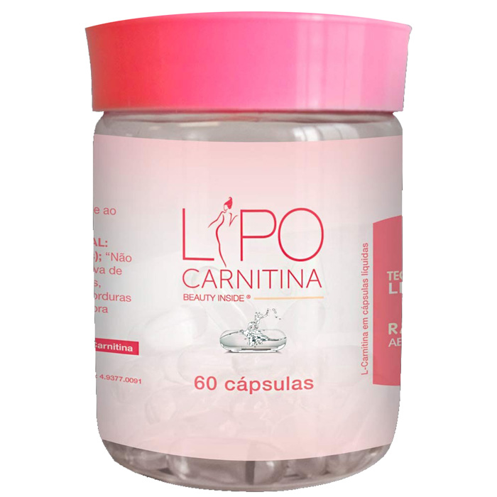 Lipo Carnitina Beauty Inside Probiótica