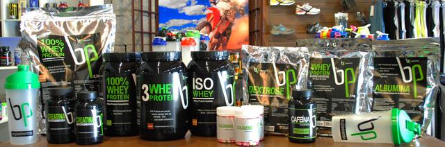 Conheça os produtos da BP Suplementos