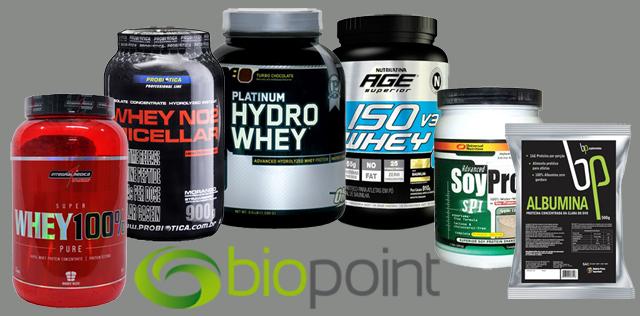 Que tipo de proteína devo consumir?