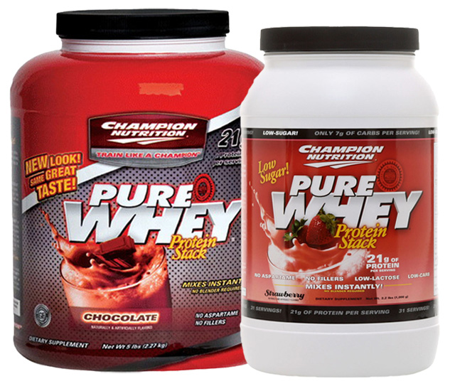 Pure Whey Protein Champion
