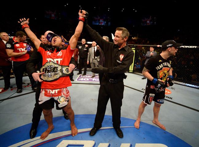 Confira os Resultados do UFC 156