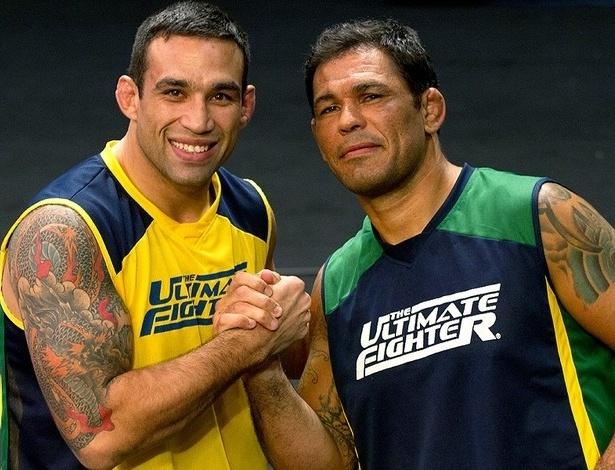 Werdum e Minotauro serão os treinadores do TUF Brasil 2013