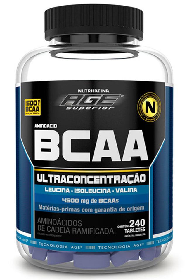 Suplemento do Dia: BCAA Ultraconcentrado 1500mg