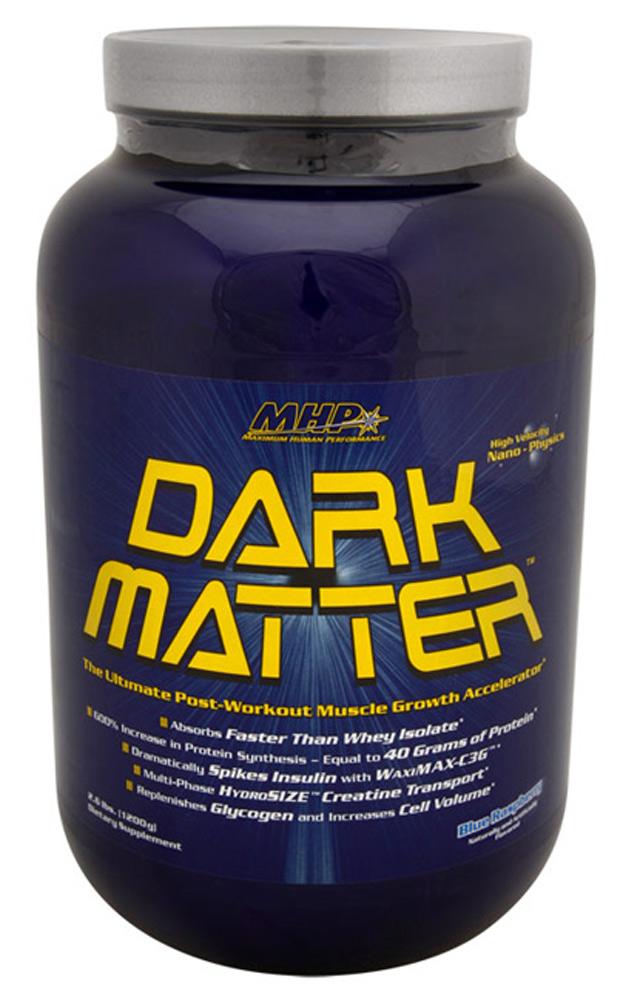Suplemento do Dia: Dark Matter MHP
