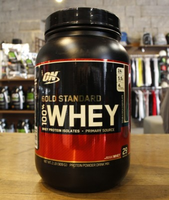 Whey gold protein como tomar