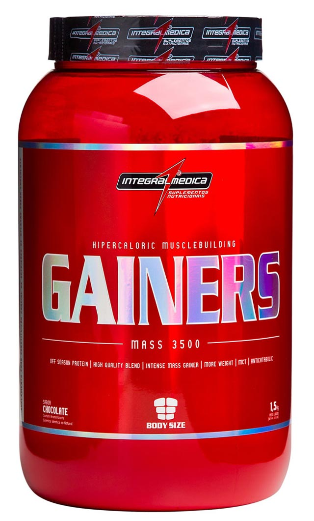 Gainers-Mass-Integral-Médica