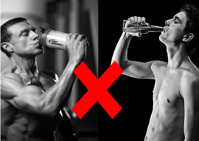 Suplementação X Álcool