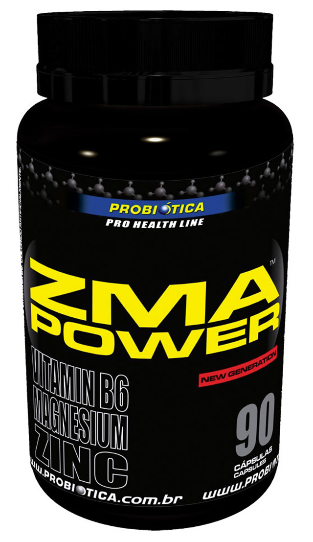 Suplemento do Dia: ZMA Powder